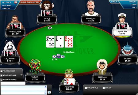 tilt poker